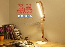 hot new products for 2015 MODENG touch table lamp rechargeable desk lamp furniture living room