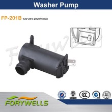 A221B universal 12v 24v dc windshield washer pump for car and auto