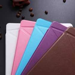 LETSVIEW Premium Durable Ultra Thin Magnetic Smart Case Cover + Soft Back TPU Case For Apple iPad 2 3 4 Air 5 Mini