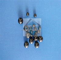 Good Erosion Resistance Silicon Nitride Ceramic Bearing Ball for Precision Bearings