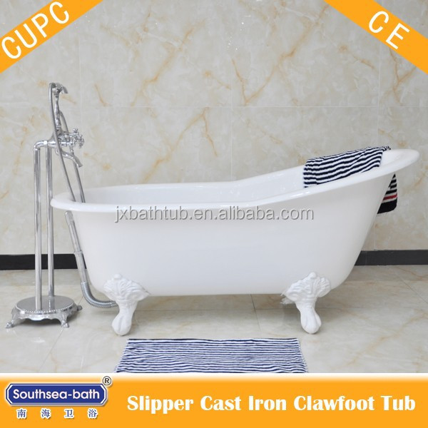 67 39 39 free standing cast iron bath tub buy used cast iron for Free standing bath tubs for sale