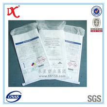 tessuto pp scopolamina lavaggio detersivo in polvere sacchetto impermeabile