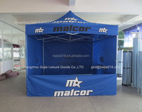 3x3m folding promotional easy up portable canopy tent