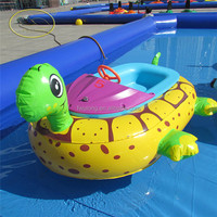 China Hot Sale Kids Electric inflatable boats with motor