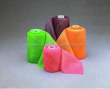 CE FDA Approved Waterproof Self Adhesive Fiberglass Mesh Cut Tape