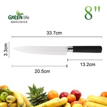 "8"" ceramic knife(Chef knife)new kitchen tools for Sushi,Nano-tech new china products for sale"