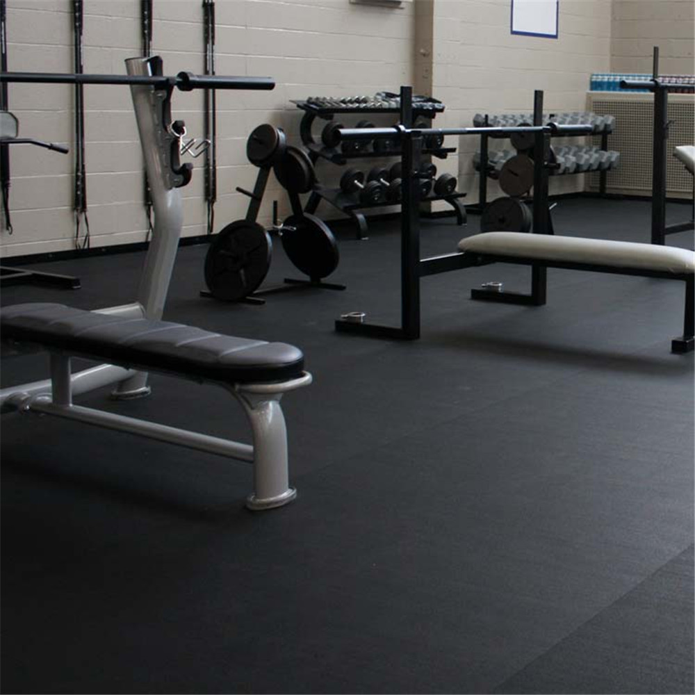 Gym rubber matt comfortable cow horse stall mat stable