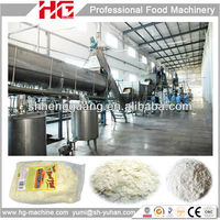 high technology turn key potato flakes production line