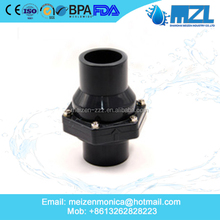 """5"""" pvc pipe check valve for flow control biggest manufacturer"""