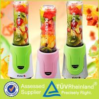 600ml travel juice blender BPA Free/Multi-functional fruit processor blender