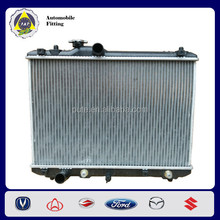Hot Selling Auto Parts aluminum radiator core for suzuki swift 17100-77J00 17700-77J10