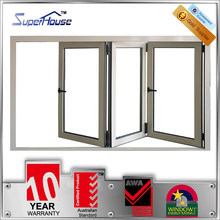 Ten years experience trade assurance reliable door window factory