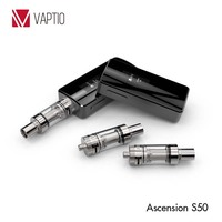 Vaptio mechanical mods cheap 3 pins 510 structure Ni 200 accurate temperature control mod smoker friendly electronic cigarette