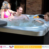 New Adult Portable Outdoor Hot Tub A860 Spa Equipment of Hand and Foot for 8 person