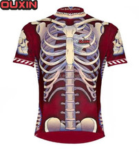 authentic OEM excellent road skoda cycling jersey