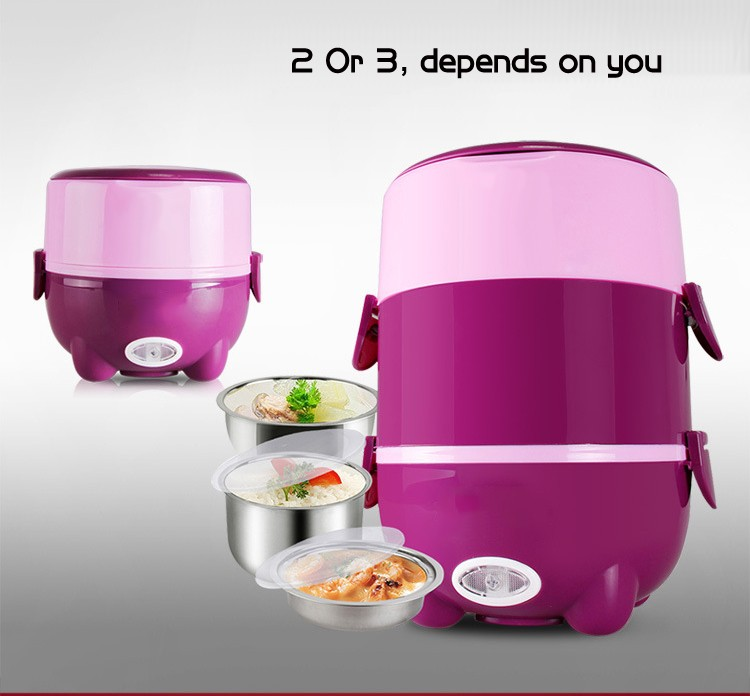 lunch box electric