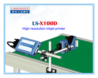 New dye ink inkjet printing machine inkjet marking machine for paper