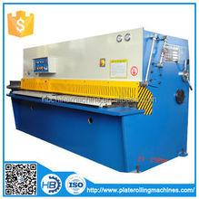 hydraulic guillotine shear QC12Y-50X8000,HARD SHEET ANGLE SHEARING MACHINE,metal sheets cutting machinery