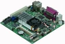 Atom D525 motherboard with LVDS , SDM5S_D5L VER :1.6A, 5*COM Atom Motherboard, Mini Itx mainboard