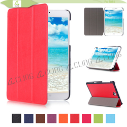 2015 Tablet Case for Samsung Galaxy tab S2 9.7 inch case, Flip leather case for Samsung T815