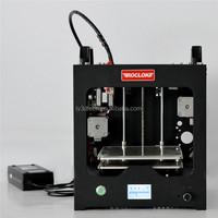 High performance! Latest technology family/school use Mini FDM desktop 3D printer made in china