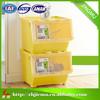 Fantastic Kids Toy Organizer and foldable plastic storage box / Plastic Packing Box