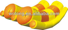 funny outdoor inflatable water toys for children, popular inflatable water products
