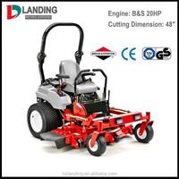 """B&S engine, 20hp, 48"""" zero turn mower, wholesale zero turn lawn mower"""