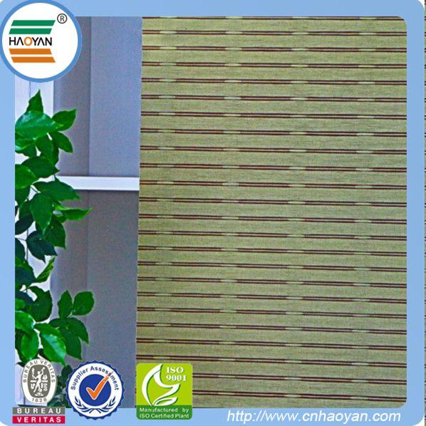 <span class=keywords><strong>Haoyan</strong></span> горячая распродажа печатных солнцезащитный крем слепой ткань
