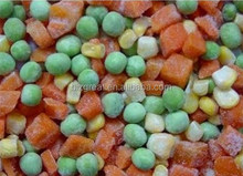 IQF Frozen Mixed Vegetables supply