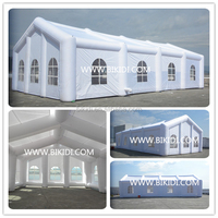 High quality white inflatable cheap wedding party tents for sale K5025