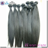 No Shed No Tangle Unprocessed Virgin Remy Yaki Blonde Hair Weaving