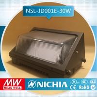 free sample modern 30w ul cul fixture wall pack lighting use lumileds dlc wall pack light, ce emc ul saa wall pack led light