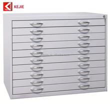 Factory 3 Main lines 5-drawer Blueprint Flat File Cabinets Metal Plan A1 Storage Cupboard