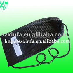 Dress one shoulder mesh bag