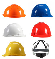 ABS construction industrial safety helmet China Factory (very professional)