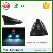 2015 Strobe Solar LED Anti Collision Laser Shark Fin Fog Lamp Antenna Style RGB Laser Taillight,laser fog light