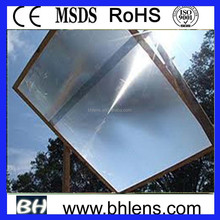 Optical Instruments big fresnel lens used solar equipment for sale
