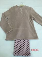 Ladies' Coral Fleece Pyjamas (Stocks)