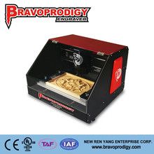 New Design wood, plastic, MDF, ABS hobbist hobby 3d cnc carving milling machine