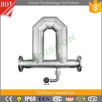 Coriolis ammonia gas flow meter, the flow meter of gas is laboratory, lpg gas flow meter