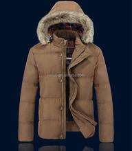 2015 new winter men down jacket and coat