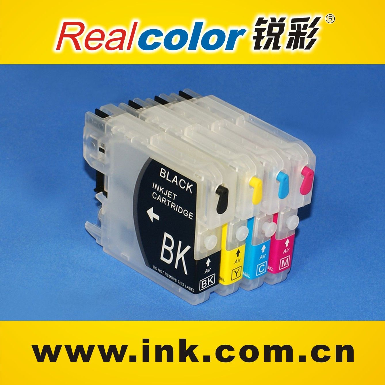 China direct sale refill ink cartridges for lc39 for for Ink sale