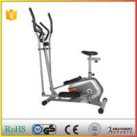 Fitness equipment elliptical trainer stationary exercise bikes