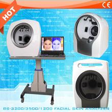 Magic Mirror System 3D Magic Mirror Skin Analyzer(CE approved )