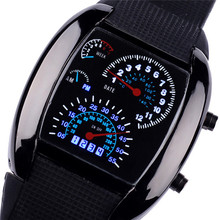 Authentic outdoor sports LED waterproof high-end men's watch