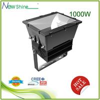 high power high quality 1000 watt led flood light