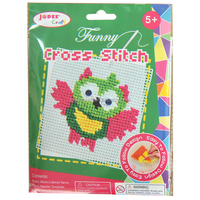 2016 hot sell cross stitch kits craft supplies in China