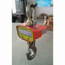 China factory 1,2,3 ton hanging scale