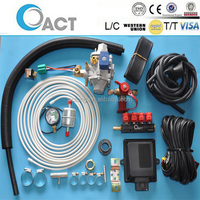 sequential fuel injection system cng conversion kit